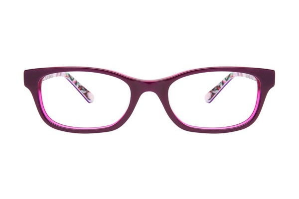 Ted Baker B949 Purple Eyeglasses