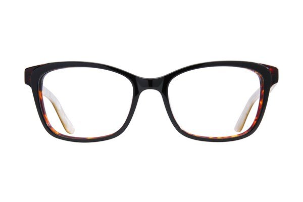 GX By Gwen Stefani GX002 Black Eyeglasses