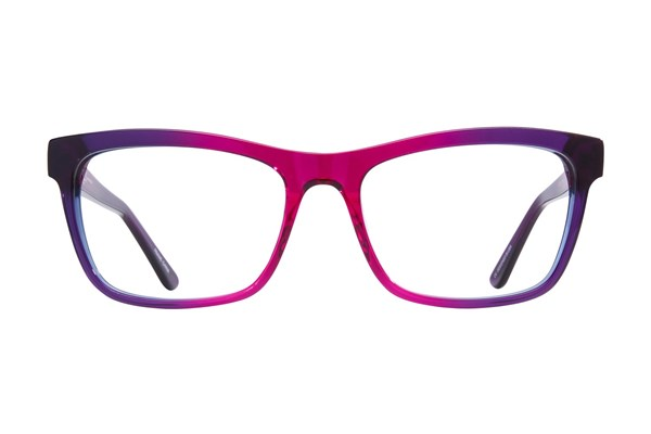 GX By Gwen Stefani GX017 Purple Eyeglasses