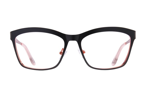 GX By Gwen Stefani GX019 Black Eyeglasses