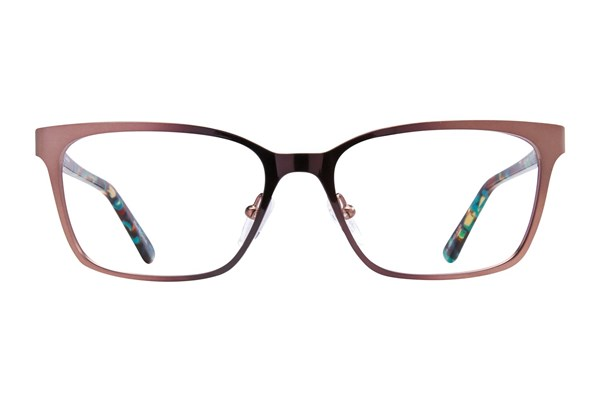 GX By Gwen Stefani GX021 Eyeglasses - Brown
