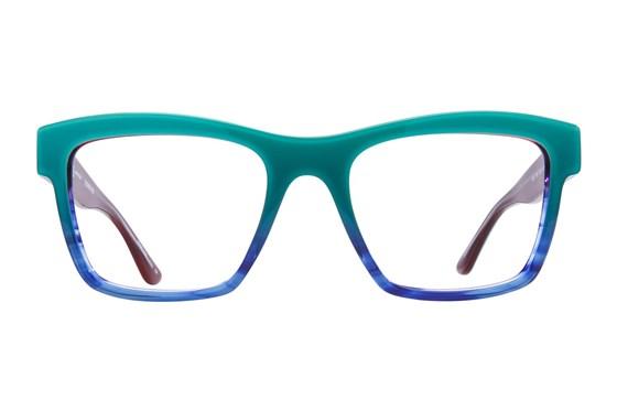 GX By Gwen Stefani GX022 Turquoise Eyeglasses