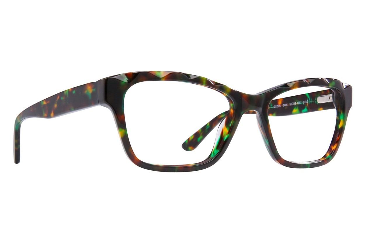 GX By Gwen Stefani GX025 Green Eyeglasses