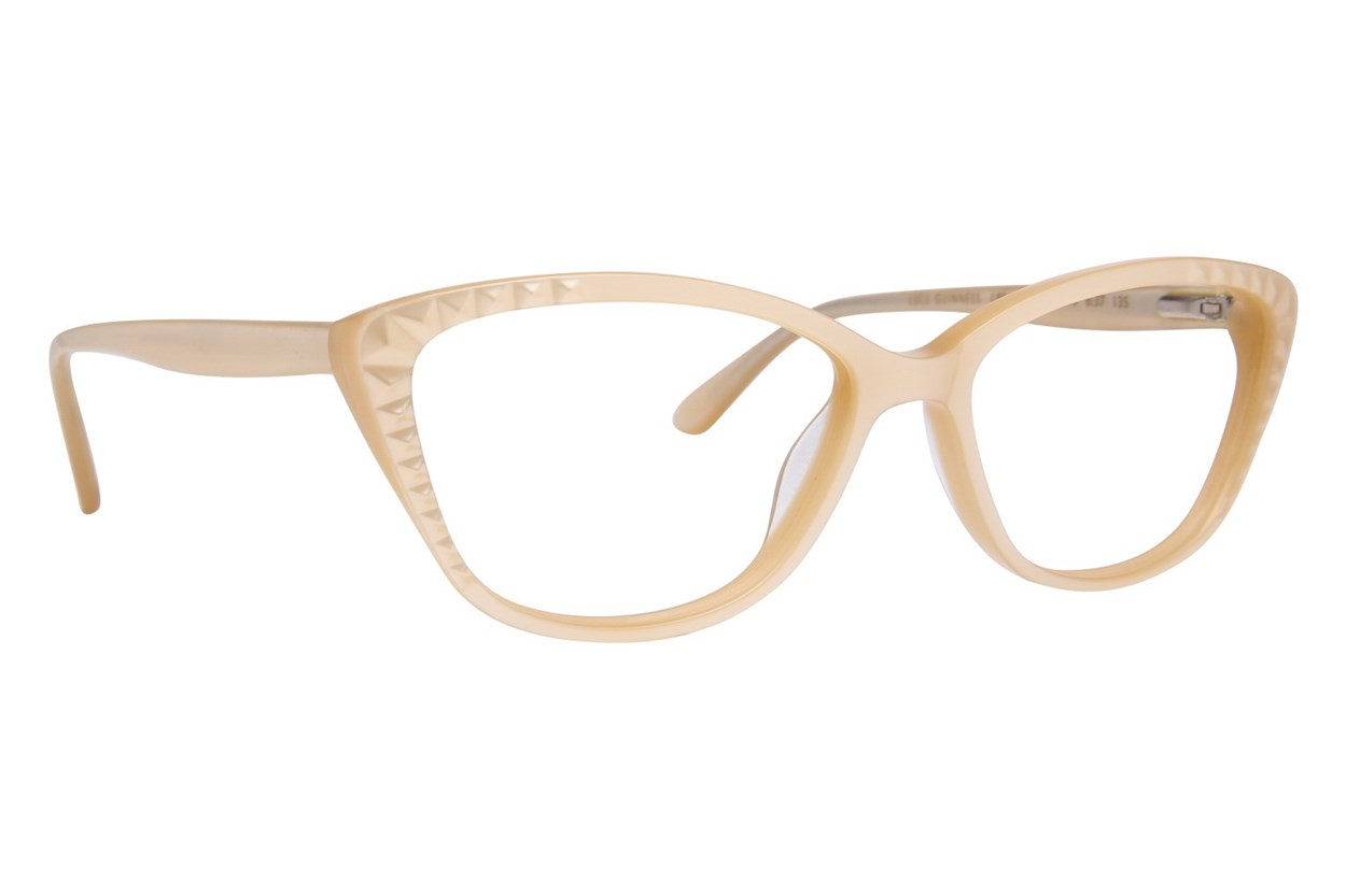 Lulu Guinness L894 White Eyeglasses