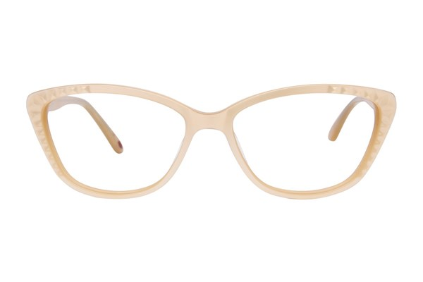 Lulu Guinness L894 White Eyeglasses
