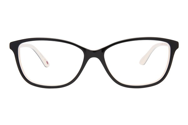 Lulu Guinness L895 Eyeglasses - Black