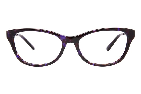 Lulu Guinness L897 Eyeglasses - Blue