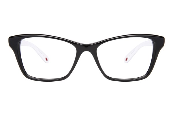 Lulu Guinness L899 Black Eyeglasses