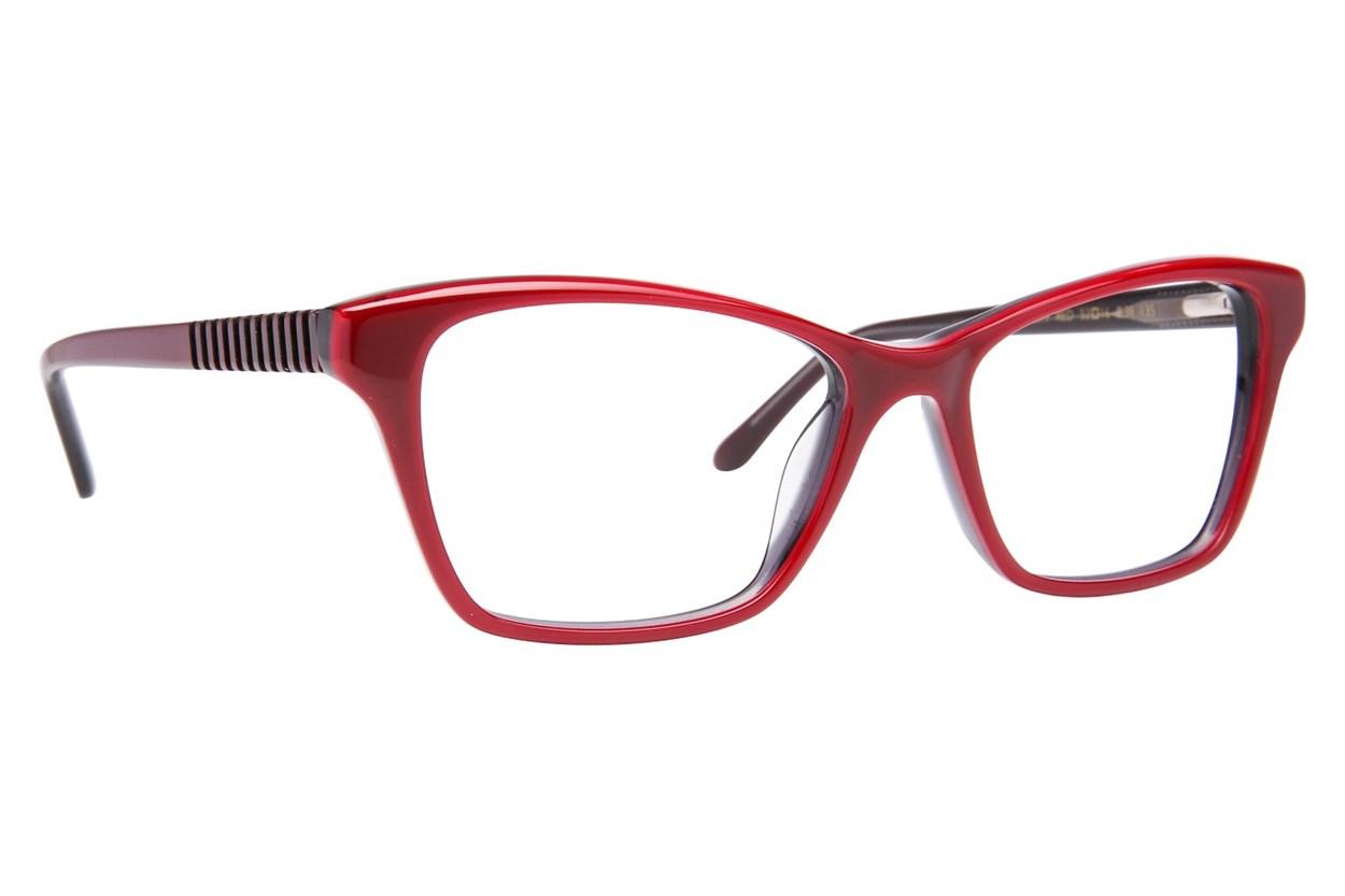 Lulu Guinness L899 Red Eyeglasses