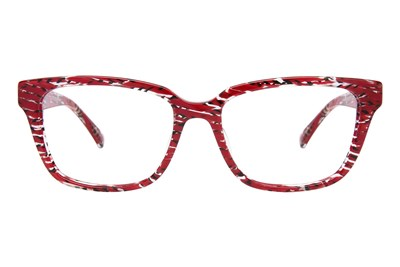 Lulu Guinness L906 Red