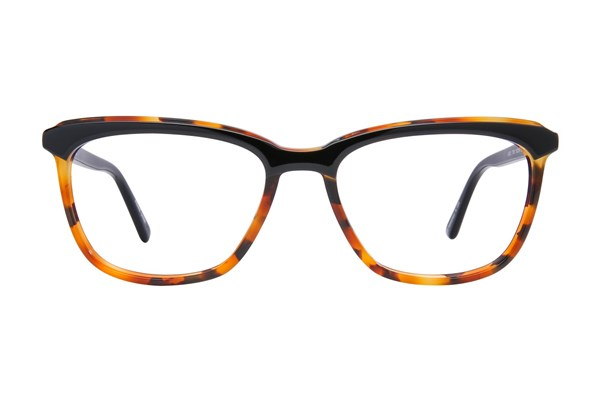 L.A.M.B. By Gwen Stefani LA020 Brown Eyeglasses
