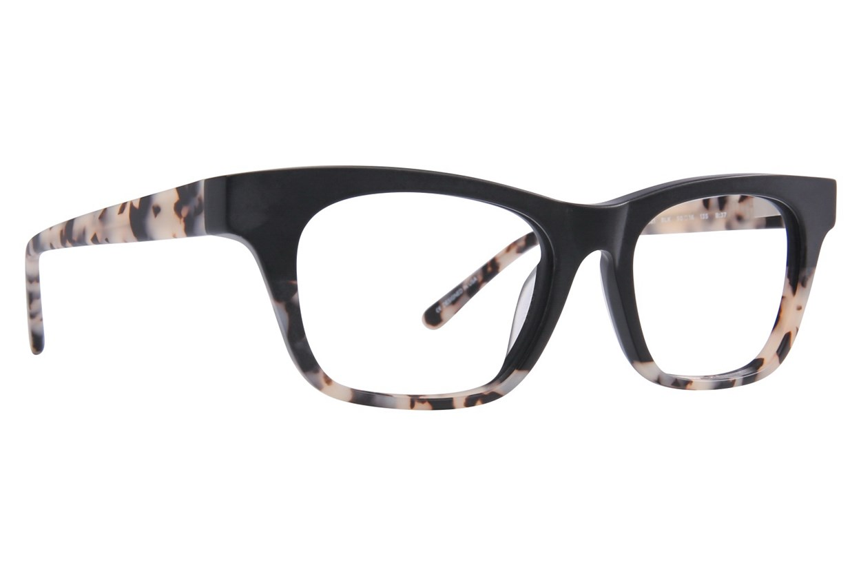 L.A.M.B. By Gwen Stefani LA021 Black Eyeglasses