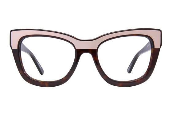 L.A.M.B. By Gwen Stefani LA027 Tortoise Eyeglasses