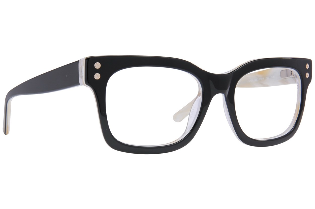 L.A.M.B. By Gwen Stefani LA029 Black Eyeglasses
