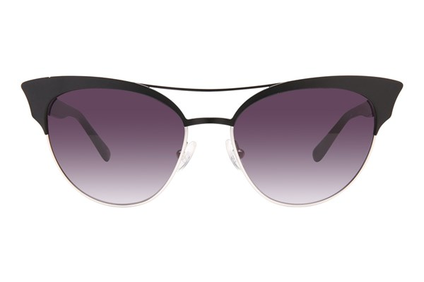 Lulu Guinness L126 Sunglasses - Black