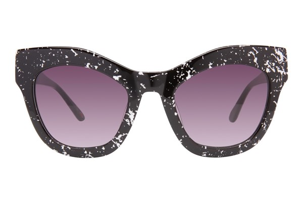 Lulu Guinness L138 Sunglasses - Black