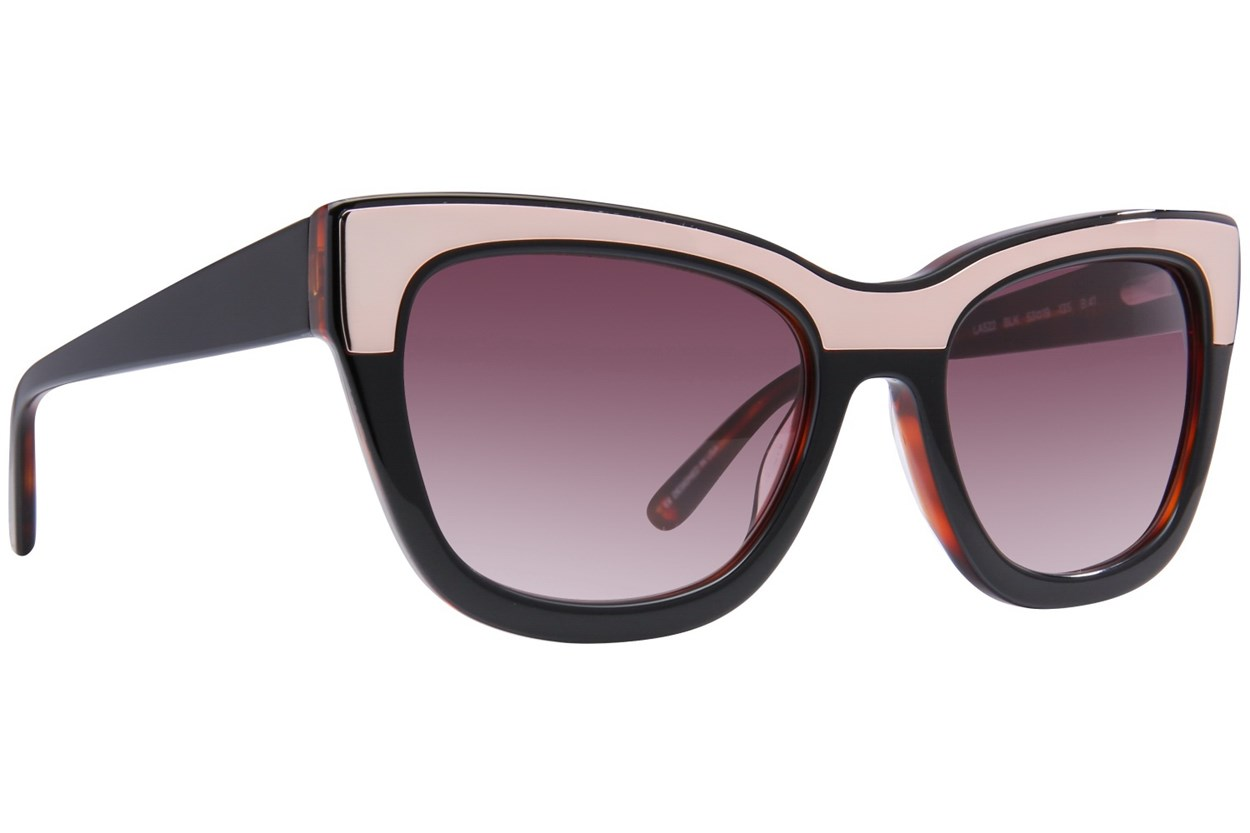 L.A.M.B. By Gwen Stefani LA522 Sunglasses - Black