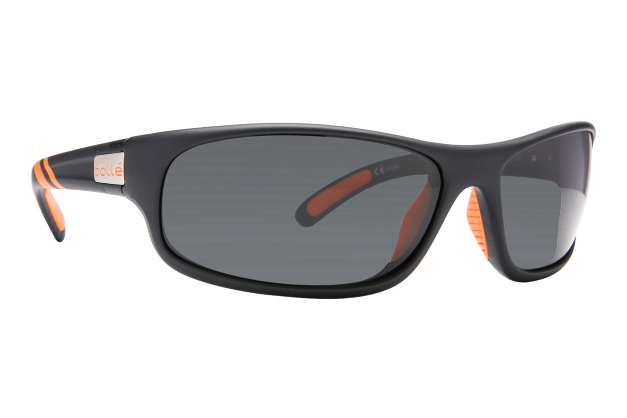 Bolle Anaconda Black Sunglasses