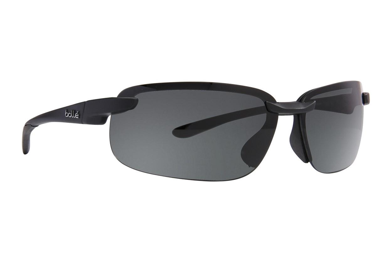 Bolle Attraxion Black Sunglasses
