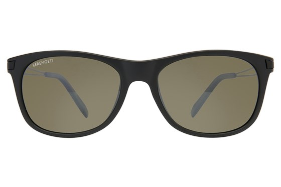 Serengeti Pavia Black Sunglasses