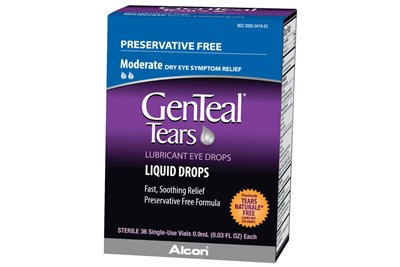 GenTeal Tears Preservative Free (36 ct.)