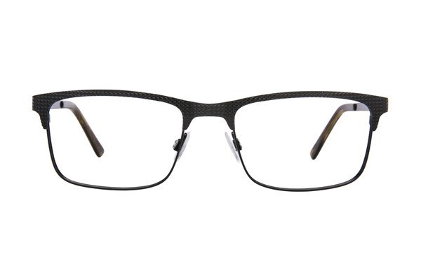Randy Jackson RJ 1077 Eyeglasses - Black