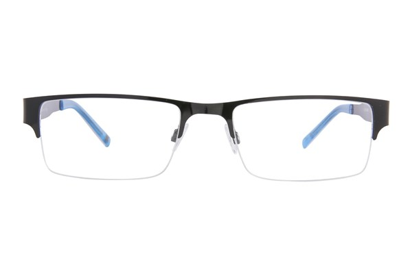 Randy Jackson RJ 1080 Black Eyeglasses