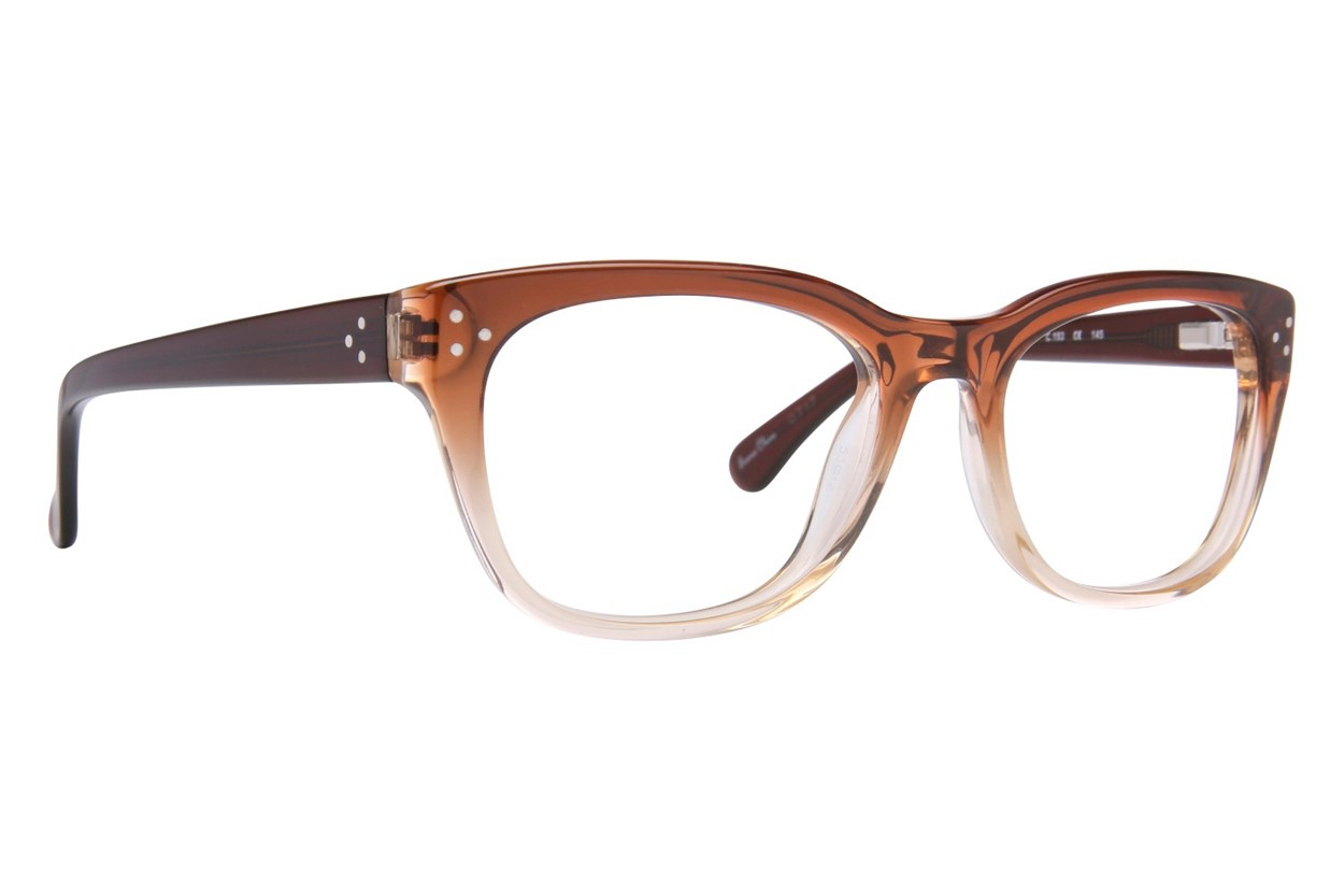 Randy Jackson RJ 3035 Eyeglasses - Brown
