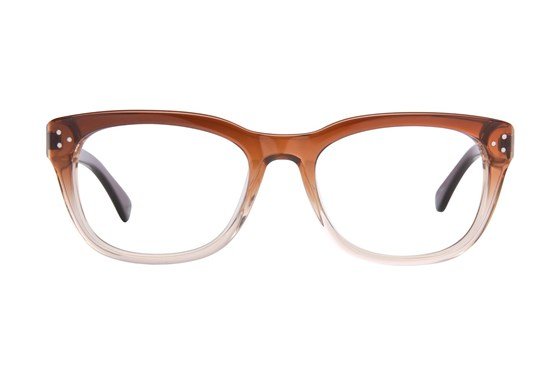 Randy Jackson RJ 3035 Brown Eyeglasses