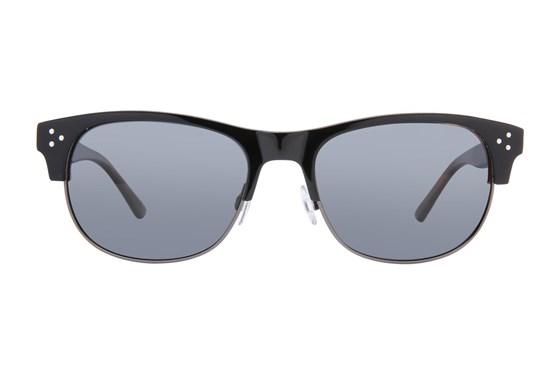 Randy Jackson RJRU S926P Black Sunglasses