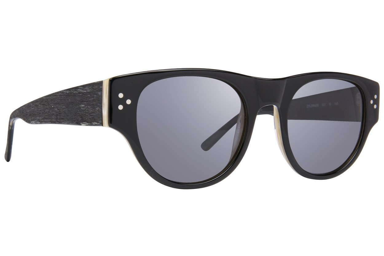 Randy Jackson RJRU S928P Black Sunglasses