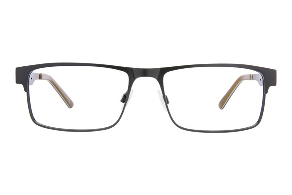 Randy Jackson RJ 1078 Black Eyeglasses
