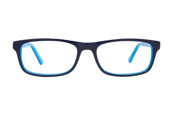 Cantera Curveball Eyeglasses - Blue