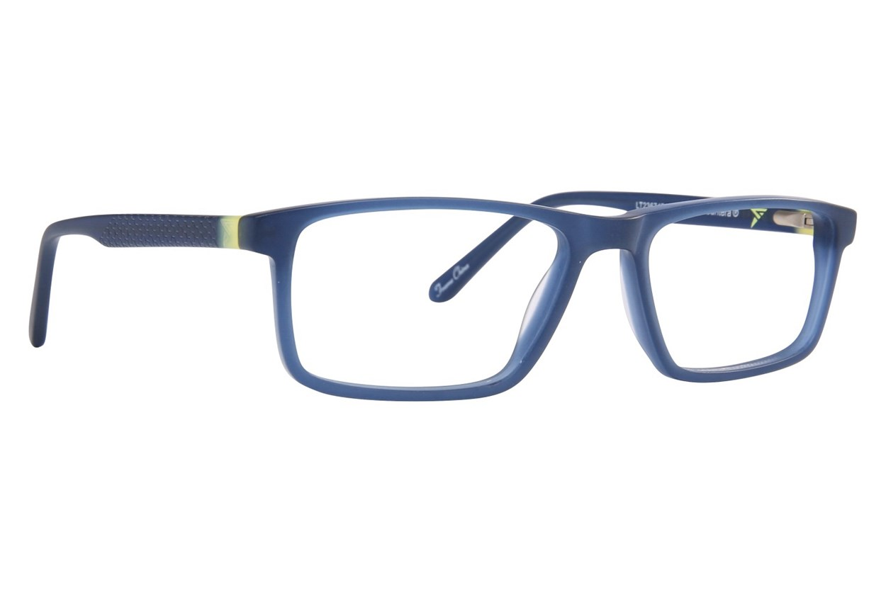 Cantera Fastball Blue Eyeglasses