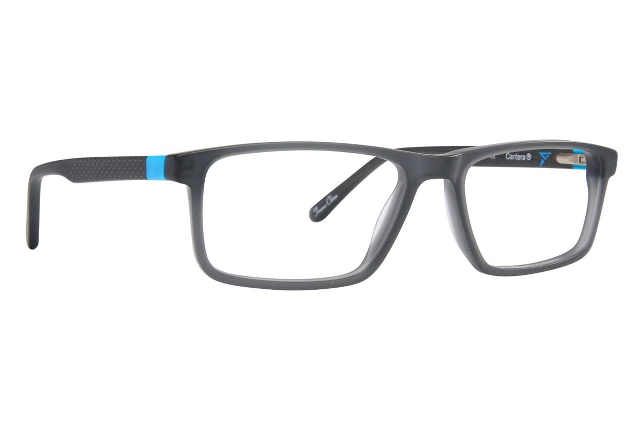 Cantera Fastball Gray Eyeglasses