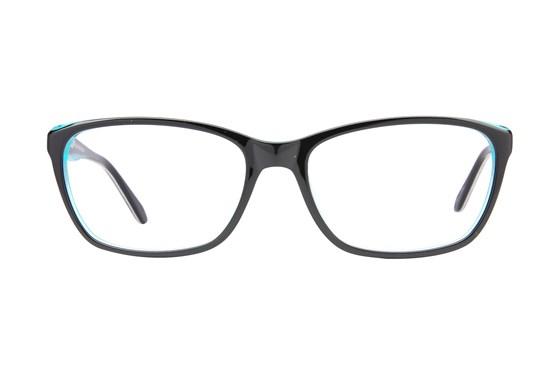 Realtree Girl G302 Black Eyeglasses
