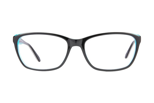 Realtree Girl G302 Eyeglasses - Black