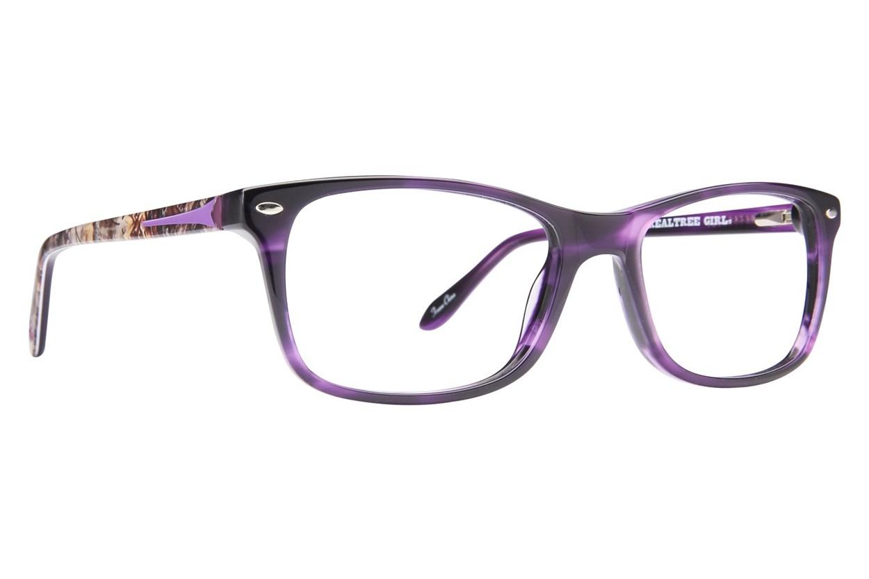 Realtree Girl G303 Purple Eyeglasses