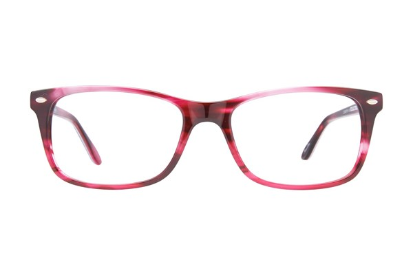Realtree Girl G303 Eyeglasses - Red