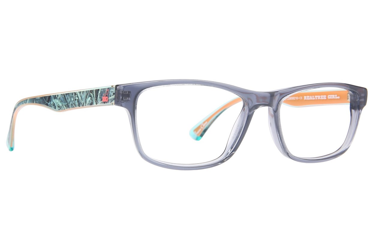 Realtree Girl G304 Blue Eyeglasses