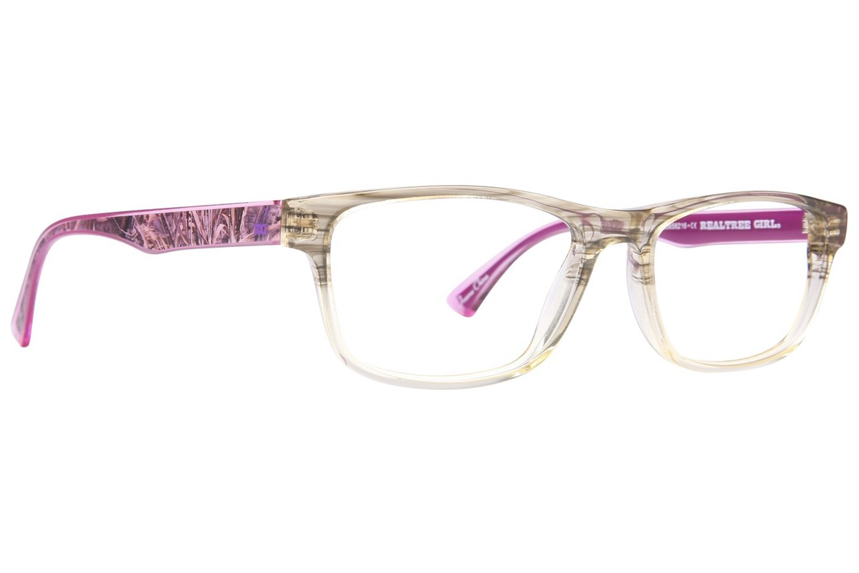 Realtree Girl G304 Eyeglasses - Brown