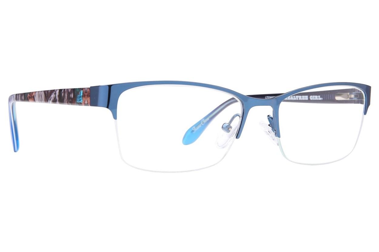 Realtree Girl G306 Blue Eyeglasses