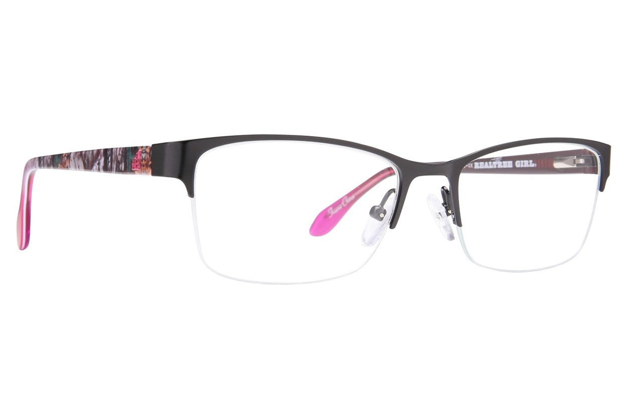 Realtree Girl G306 Eyeglasses - Black
