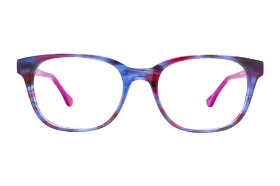 Hot Kiss HK65 Purple Eyeglasses