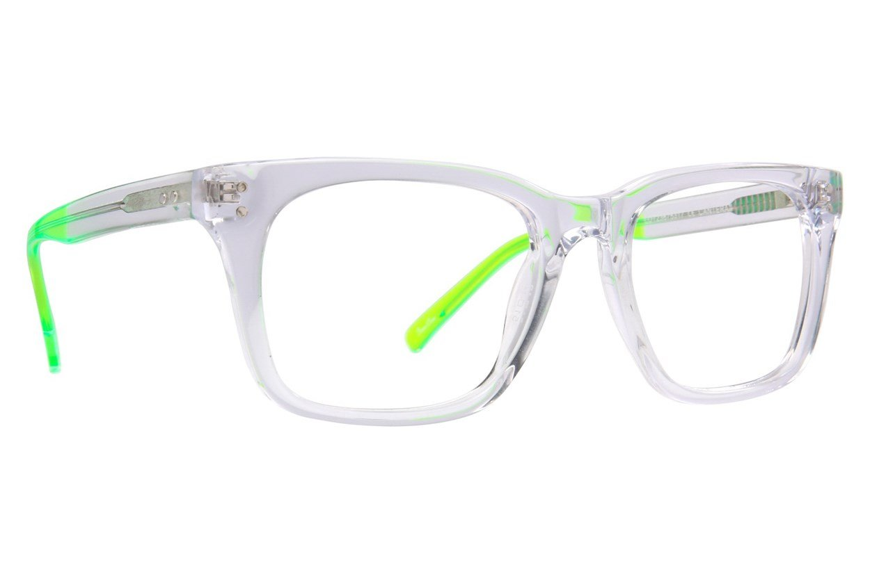 Cantera Slider Eyeglasses - Clear
