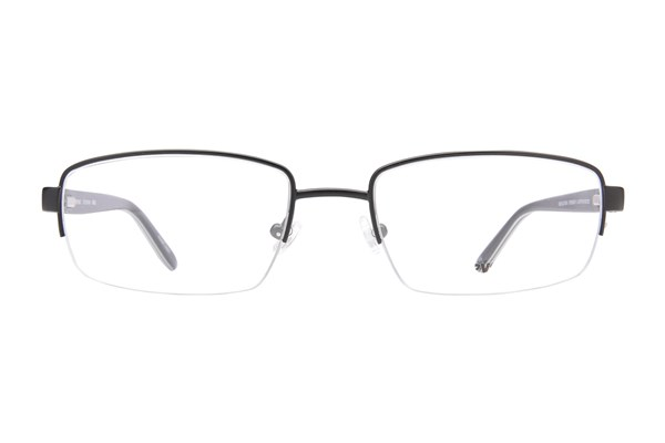 Revolution 582 Black Eyeglasses