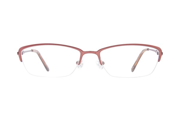 Revolution 665 Brown Eyeglasses