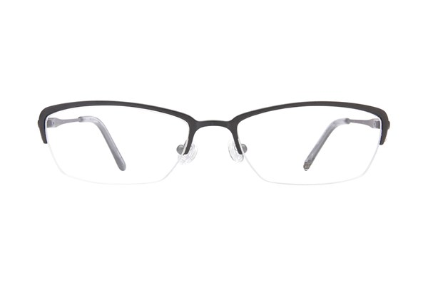 Revolution 665 Black Eyeglasses