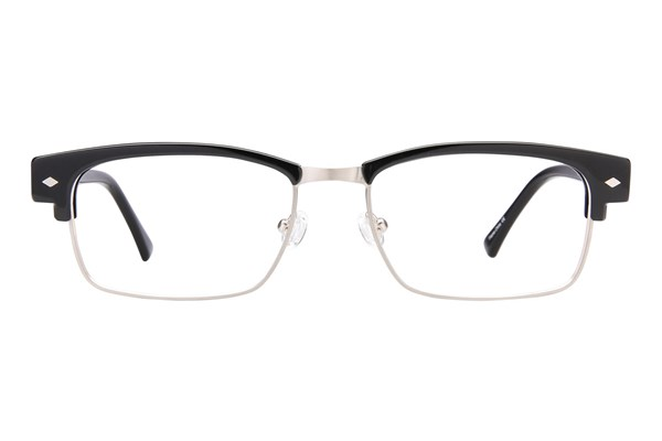 Revolution 711 Eyeglasses - Black