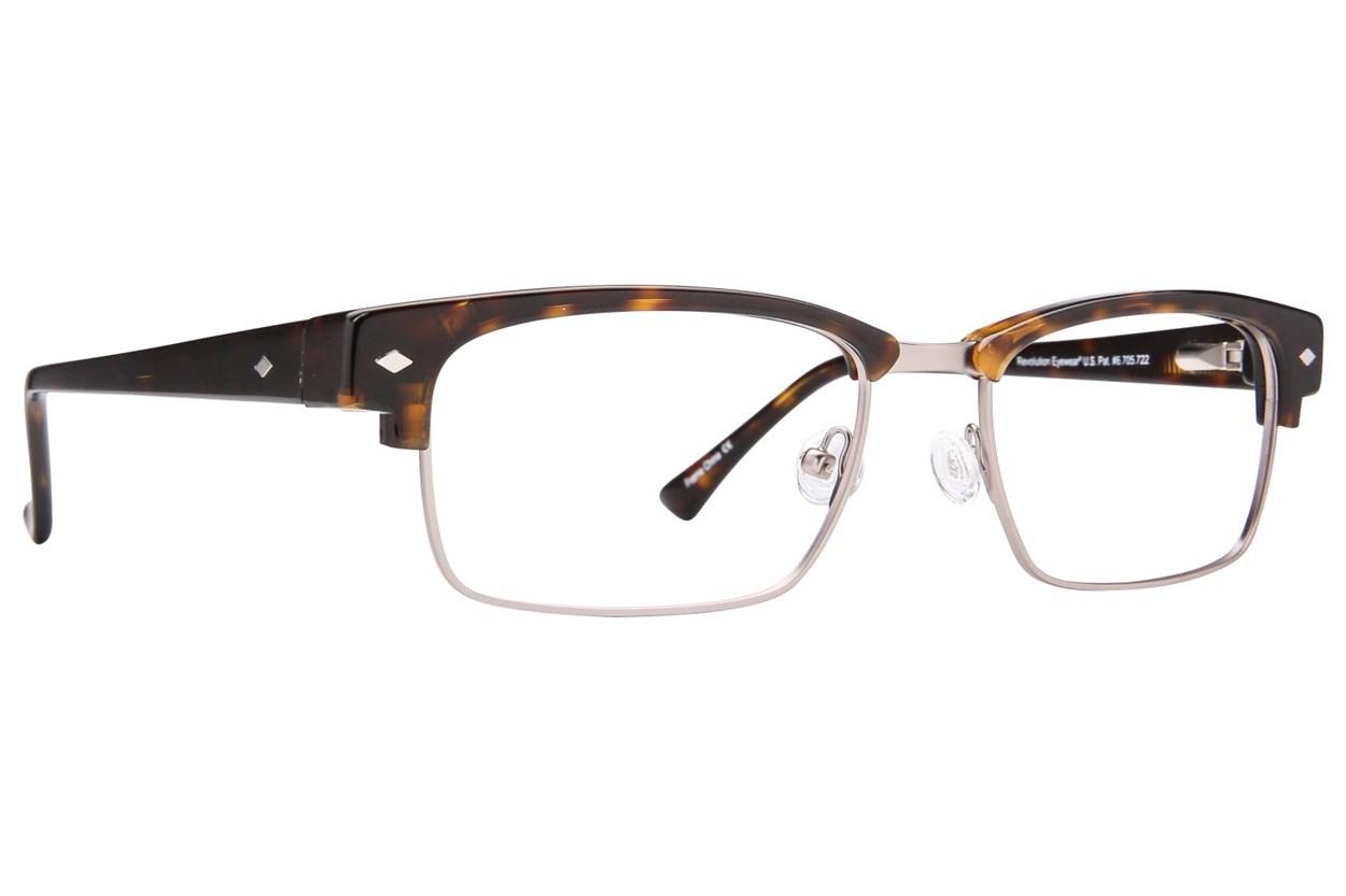 Revolution 711 Tortoise Eyeglasses